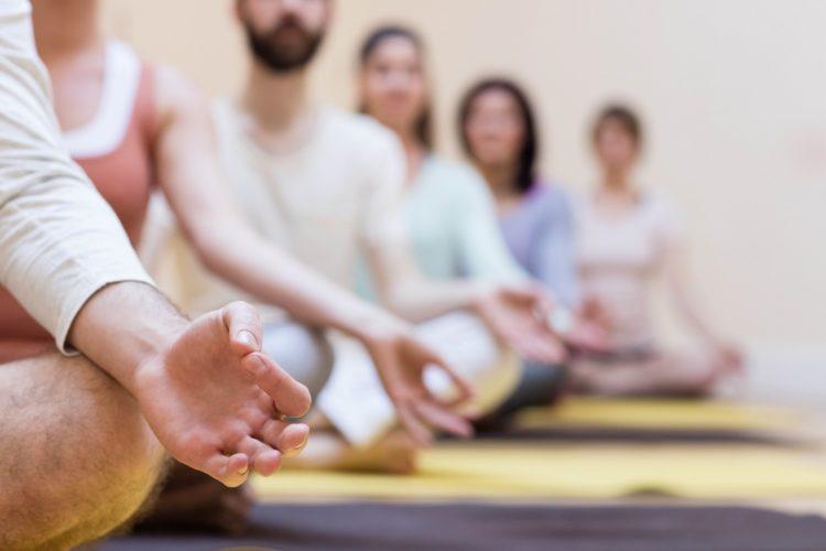 Yogapunkt Achim mit Kristina Nesenzew - Warum Yoga?