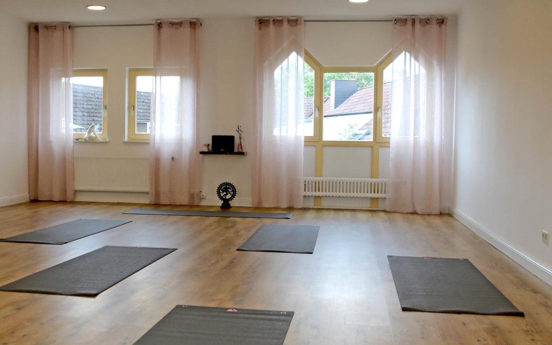 Neueröffnung Yogapunkt Studio